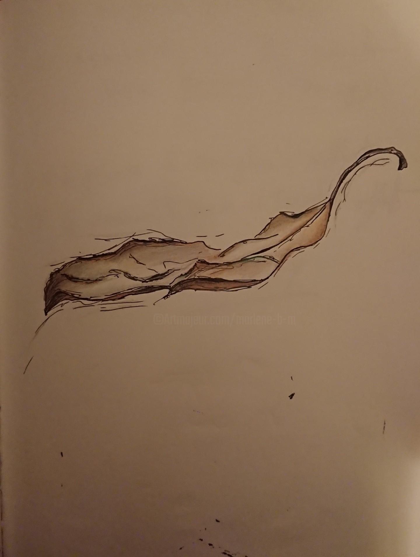 Marlène Bonnaffé - Feuille feuille